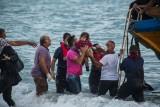 Sbarco Profughi Siriani a Brancaleone 30 Settembre 2013