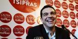 03/04/201 Palermo, Politeama, comizio di Alexis Tsipras, leader di Siriza per la campagna elettorale per le elezioni europee