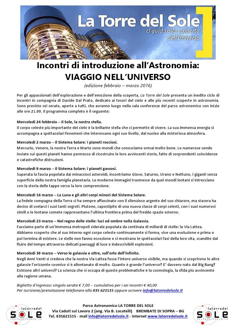 incontri di astronomia feb mar 2016 def